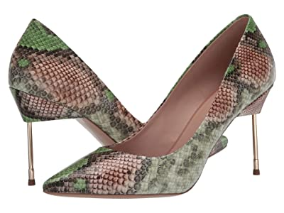 Kurt Geiger London Britton 90 (Green Comb) Women