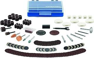 Dremel 730CS All-Purpose Rotary Tool Accessory Kit (130-Piece)
