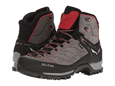 SALEWA Mountain Trainer Mid GTX (Charcoal/Papavero) Men