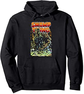 Justice League Swamp Thing Pullover Hoodie