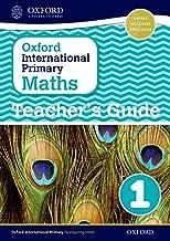 Oxford International Primary Maths Stage 1: Age 5-6 Student Workbook 1