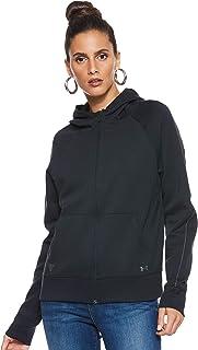 Under Armour Women's THE ROCK DOUBLE KNIT FZ Jacket