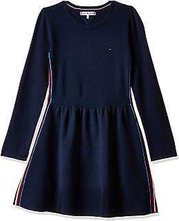 Tommy Hilfiger Girl's GLOBAL STRIPE Dress