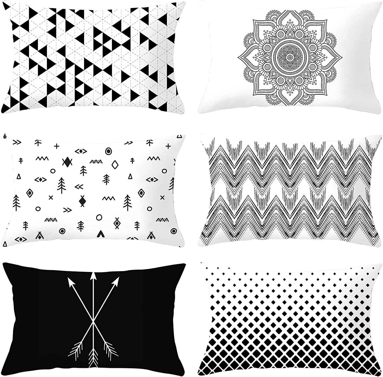 Daesar Cushion Pillow Covers for Max 53% OFF Room Pillowcases Living Kids Surprise price 4