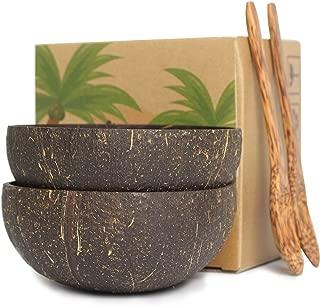 organic wooden bowls