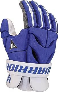 Warrior Rabil Next Gloves, Royal Blue, 12