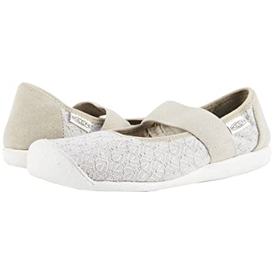 Keen Sienna MJ Canvas (Silver Birch/Canteen) Women