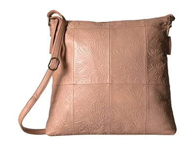 Day & Mood Simone Hobo (Rose Dawn) Handbags