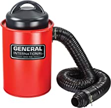 General International 2-in-1 9.2A Portable 13 Gallon dust collector with metal dust..