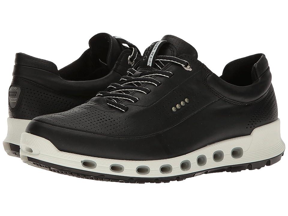 ECCO Cool 2.0 Leather GTX (Black) Men