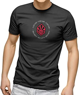 CREO Customized Round Neck Shirt - Floor Gang Pewdiepie Design