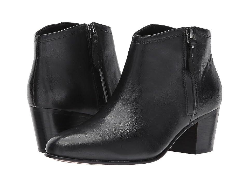 Clarks Maypearl Alice (Black Leather) Women