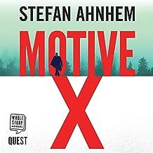 Motive X: A Fabian Risk Thriller, Book 3