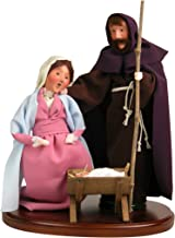 Byers' Choice Holy Family Caroler Figurine #750 from The Nativity Collection