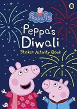 Peppa Pig: Peppa's Diwali Sticker Activity Book