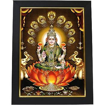 Godess Dhana Lakshmi Photo Frame …