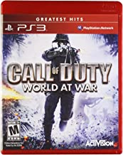 Call of Duty: World at War Greatest Hits - Playstation 3 (Renewed)