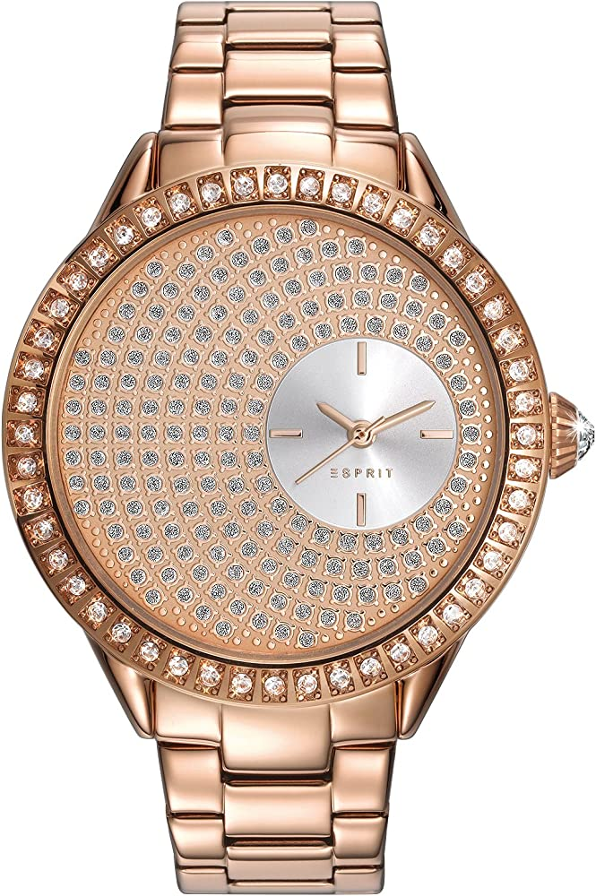 Esprit, orologio per donna con in acciaio inossidabile ES109552003