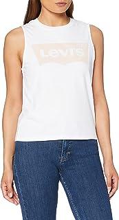 Levi's Women's Graphic Band Tank T-Shirt