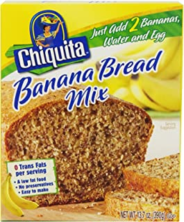 Chiquita Banana Bread Mix, 13.7 oz. (Pack of 12)