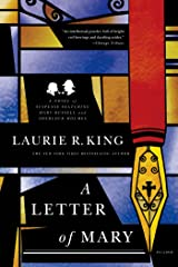 A Letter of Mary: A Novel of Suspense Featuring Mary Russell and Sherlock Holmes Kindle Edition