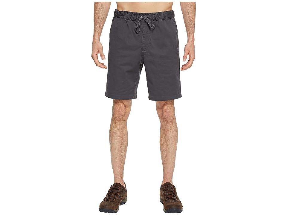 The North Face Trail Marker Pull-On Shorts (Asphalt Grey) Men