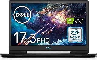 Dell ゲーミングノートパソコン G7 17 7790 Core i7 RTX 2060 ダークグレー 20Q23/Win10/17.3FHD/16GB/256GB SSD+1TB HDD