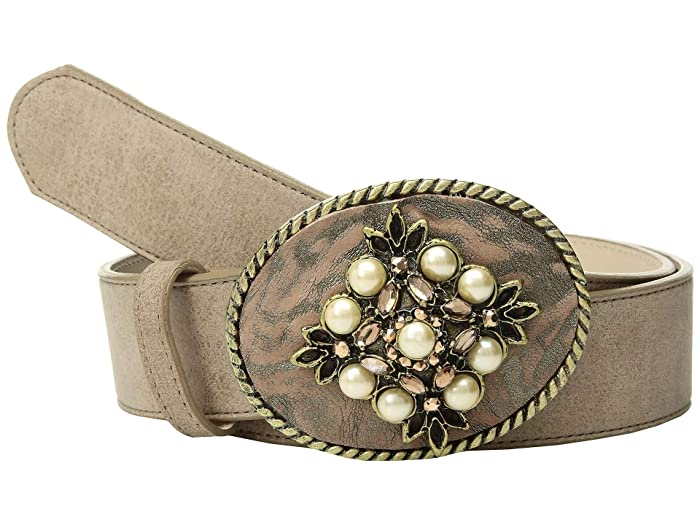 Leatherock Edna Belt (Blush) Women