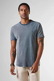 Camiseta Pf Listras Diagonais Reserva