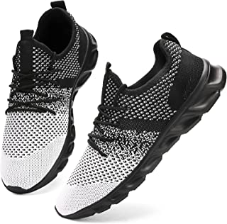 Mens Running Shoes Tennis Sneakers Athletic Walking Sport Casual Fashion Lightweight Shoes