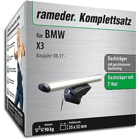 Vdp Alu Dachträger Rb003 Kompatibel Mit Bmw X3 G01 5türer Ab 2018 Auto