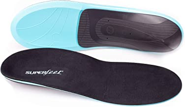 Superfeet Everyday Memory Foam Comfort Insoles for Orthotic Support and Cushion