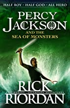 Percy Jackson and the Sea of Monsters (Book 2): Rick Riordan