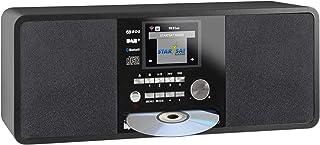 Imperial Dabman !200 Internet/DAB+ Radio Met CD-Speler (Stereo Geluid, FM, WiFi, Aux In, Line-Out, Hoofdtelefoon Uitgang, ...