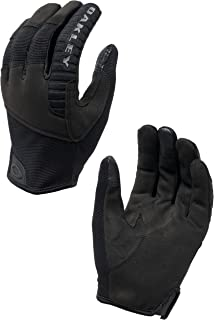 Oakley Mens Factory Lite Tactical Glove, Jet Black, X-Large