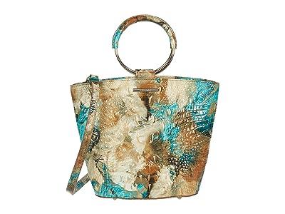 Brahmin Melbourne Mod Bowie (Bird of Paradise) Handbags