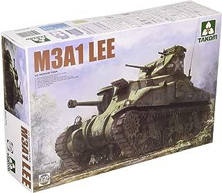 TAK02114 1:35 Takom M3A1 Lee US Medium Tank [Model Building KIT]