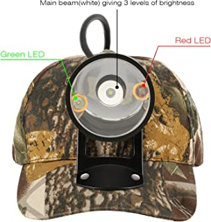 coon hunting light hat
