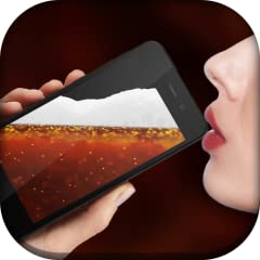 realistic cola drinking fluid physics drink whenever you want to