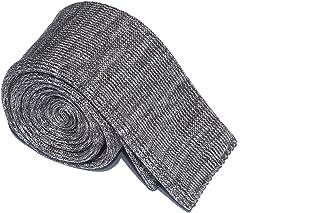 Neweave MILANO - Cravatta a maglia Mouliné - 100% Cotone- Made in Italy