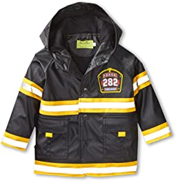 Western Chief Kids F.D.U.S.A. Firechief Raincoat (Toddler/Little Kids/Big Kids)