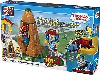 Mega Bloks Thomas Adventure on Misty Island