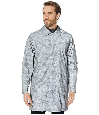 Tumi Reflective Rain Jacket (Camo Reflective) Men