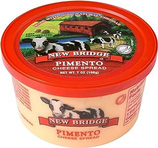 New Bridge Pimento Cheese Spread, 7 Oz