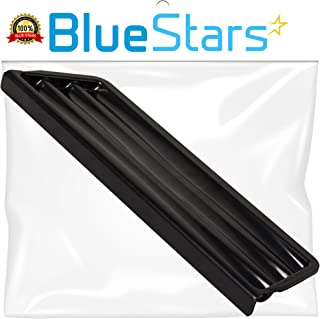 Ultra Durable 2206670B Dispenser Overflow Grille Replacement Part by Blue Stars - Exact Fit For Whirlpool Refrigerators - Replaces W10171993 W10189532 AP6006547 PS11739623