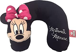 Jay Franco Minnie Mouse 3D Travel Neck Pillow