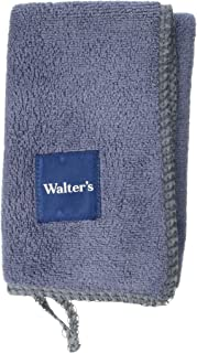 Walter's Shoe Care Cleaning Cloth Shoe Accessory, Navy Blue, 1 cloth