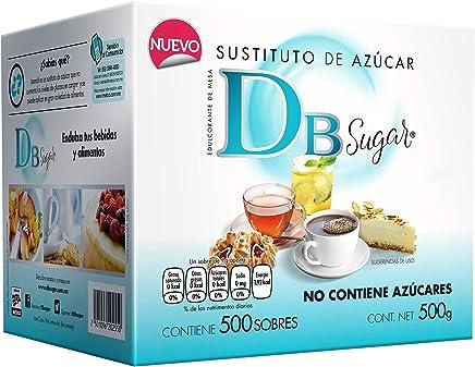 Db Sugar Substituto de Azúcar, 1 g, 500 Sobres