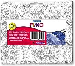 Staedtler FIMO 8010-29-Pasta per Modellare in Forno per Oggetti creativi Colore Avorio 8010-029 Einzelprodukt Effetto Pelle