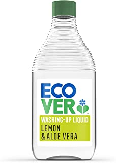 Ecover Lemon & Aloe Vera Washing up Liquid - 450 ml